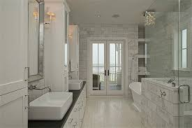 master bathroom shower tile ideas beaded mirrors transitional bathroom har