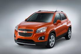 crossover cars 2015 chevrolet trax added as new compact crossover suv for chevy