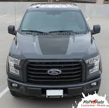 Vintage Ford Truck Decals - 2015 2018 f 150 ford truck reaper hood decals racing stripes 3m
