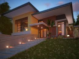 flat roof house designs philippines house roof