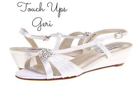 Wedding Shoes For Bride Comfortable Comfortable Bridal Shoes 2014