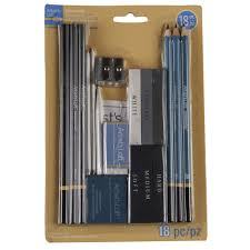 artist u0027s loft fundamentals charcoal set