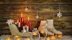 light up christmas candles 3 led lights free shipping christmas gift wall art canvas print
