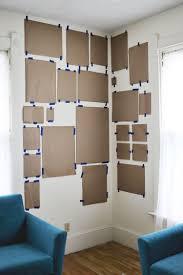beispiele wandgestaltung ideen kleines wandgestaltung quadrate beispiele wandgestaltung