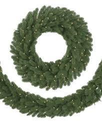classic fraser fir wreath garland tree classics