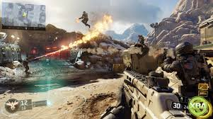 Black Ops Capture The Flag Call Of Duty Black Ops Iii Review Xbox One Review At