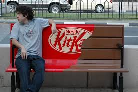 16 creative and clever bench advertisements