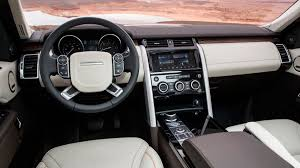 land rover discovery hse interior land rover discovery 2017 review by car magazine
