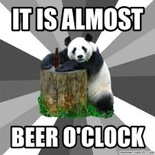 Beer O Clock Meme - oclock