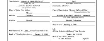 birth certificate translation in ny a docs inc translation