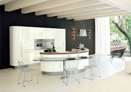 oval kitchen island kitchen island home benefits and practical advice fresh design