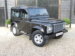 original land rover defender land rover defender 90 xs county station wagon oliver cars ltd