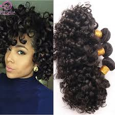 jerry curl weave hairstyles 6a indian curly virgin hair weave bundles spiral jerry curl hair