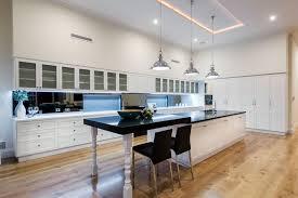 split level home open kitchen in perth australia cabin remodeling