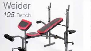Weider Pro 256 Combo Weight Bench Cheap Weider 240 Weight Bench Find Weider 240 Weight Bench Deals