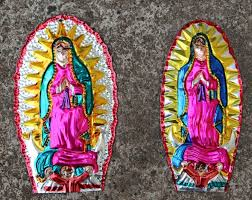sold separately lovely mexican painted tin of
