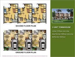 plans angeles residences