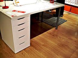 Diy Desk With File Cabinets Diy Filing Cabinet Desk Desk File Cabinet Computer Desk With