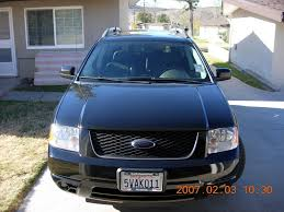 2006 Ford Freestyle Reviews Gflo79 2006 Ford Freestyle Specs Photos Modification Info At