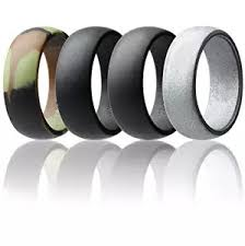 Rubber Wedding Rings by Silicone Rubber Wedding Rings Silicone Rubber Wedding Rings