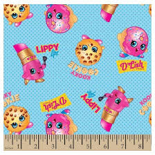 shopkins friends fabric by the yard target