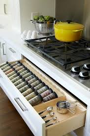 kitchen spice rack ideas brilliant spice storage ideas for a clutter free kitchen page 2 of 3