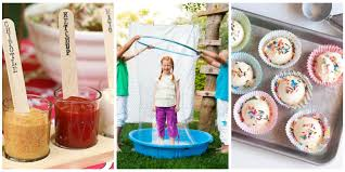 How To Throw A Backyard Party 31 Best Backyard Bbq Party Ideas Summer Party Tips
