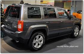 jeep patriot mileage jeep patriot jeep patriot 4 4 patriots models and