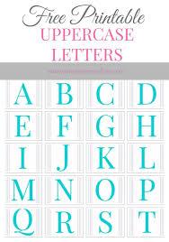 best 25 large printable letters ideas on pinterest templates