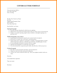 cover letter outline 18 more than 100 samples examples and