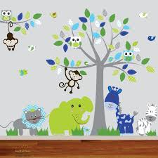 14 best jungle animal decor images on pinterest babies nursery