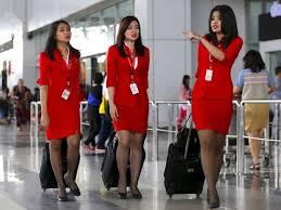 airasia uniform malaysian mps worried airasia s flight attendant uniforms are too