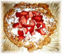 easy funnel cake recipe divas can cook