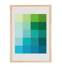 mint green pantone shades dew print pantone color blocks of mint green aqua