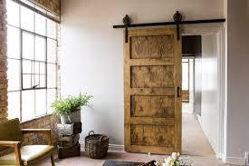 Closet Barn Doors Black 6 8 Ft Rustic Sliding Barn Door Closet Hardware Set