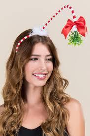 mistletoe headband candy mistletoe headband s