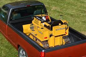 magnatrac rs1000 compact crawler tractor struck corp