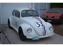 volkswagen beetle herbie 1967 volkswagen beetle for sale classiccars com cc 996649