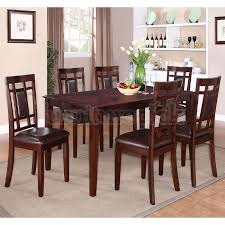 7 piece dining room set lightandwiregallery com