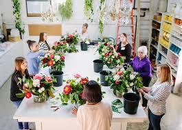 isari flower studio san diego flower arranging classes