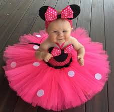 minnie mouse costume party wear minnie mouse tutu gown pinkchick in