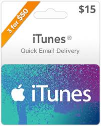 gift cards by email 15 itunes gift card itunes online delivery instant delivery