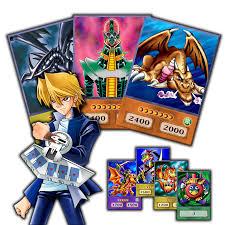 joey wheeler deck iii battle city anime style