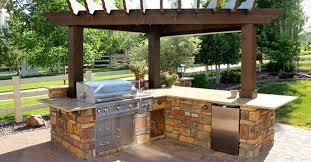 Outdoor Kitchen Countertop Ideas 100 Kitchen Outdoor Ideas Best 25 Patio Bar Ideas On