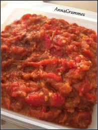 tomates cuisin s salade poivrons tomates cuisine du maghreb salade