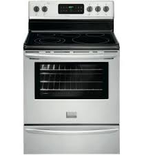 home depot frigidaire professional black friday sale 2017 frigidaire gallery 5 4 cu ft induction electric range with self