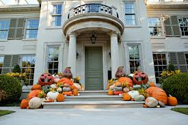 fall decorations for outside exterior design outside fall decorating ideas in inspiring
