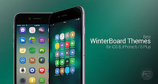 best dreamboard themes for iphone 6 the best winterboard themes for ios 8 iphone 6 and iphone 6 plus
