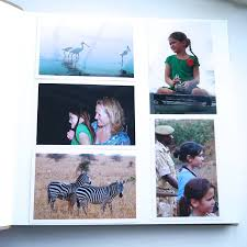 4 by 6 photo album personalised leather album by begolden