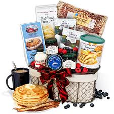 gift baskets food breakfast gift basket deluxe by gourmetgiftbaskets